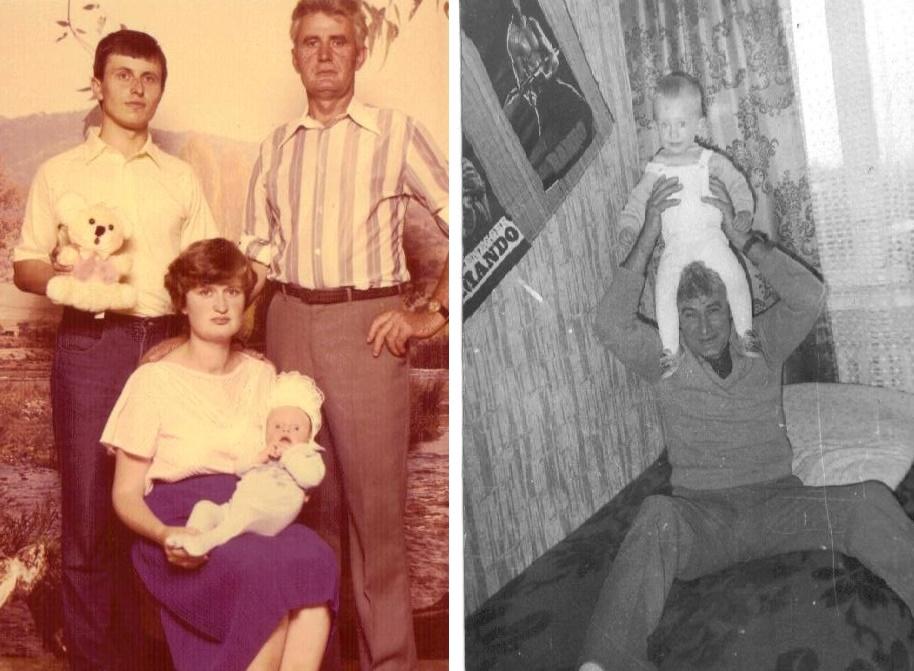Poznaj przebojowe babki i facetów z mojej rodziny