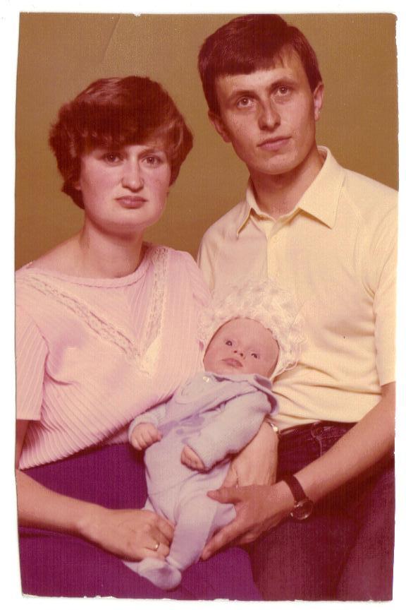 z rodzicami