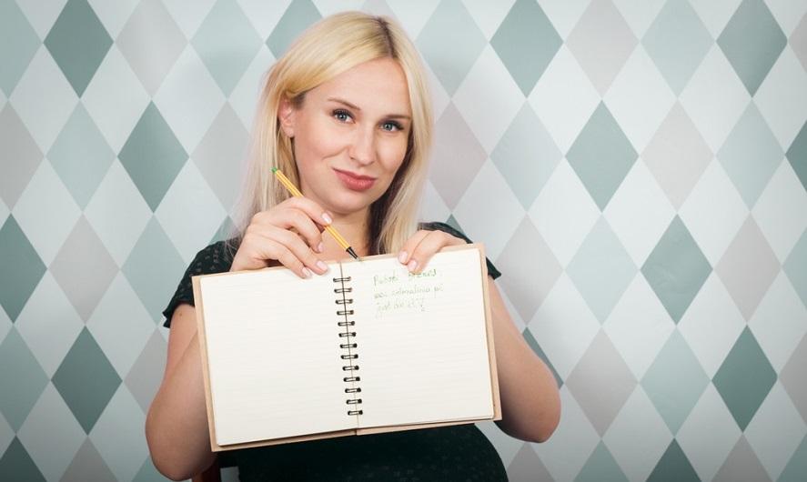 Podbiję świat! Wydam książkę! – o planach na urlop macierzyński.