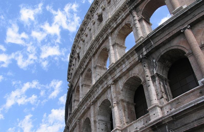Uprowadzenie mamy (za chwilę weekend w Rzymie!)